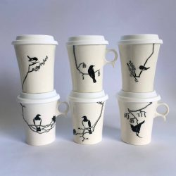 Keep cups - New Zealand Birds